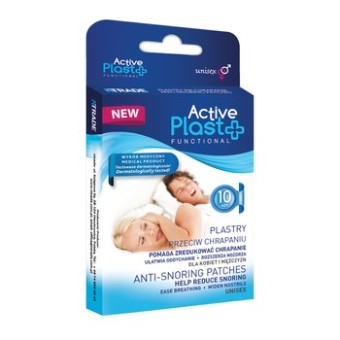 Active Plast Functional plastry